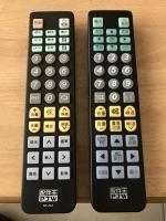 新旧TVリモコン170105