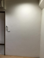 寝室壁170106