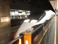 台北は始発駅ではなくなりました170112
