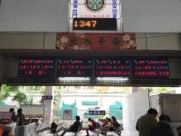 台東駅改札口170113