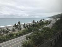 海岸ドライブも気持ちいい区間です170113