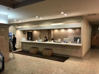 ホテルフロント170123