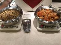 煮込みジンギスカンと煮物170123