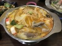 沙茶豬肉鍋170126
