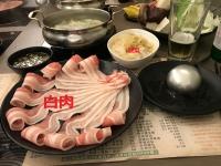 酸菜白肉鍋セット170203