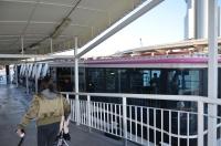 水上バス乗船170121