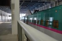 新函館北斗到着170122
