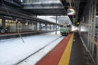 函館までは普通列車で170122