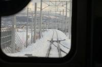 函館へ向けて出発170122