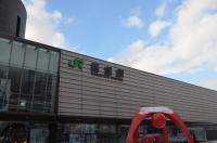 函館駅170122