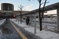 函館駅前170122