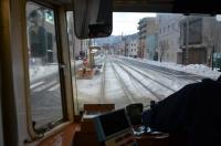 市電からの景色170122
