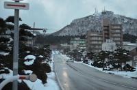 函館山のふもと170122