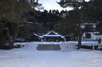 護国神社170122
