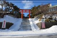 函館護国神社170123
