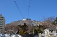 函館山はいい天気なのに170123
