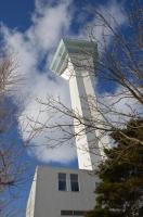 五稜郭タワー到着170123