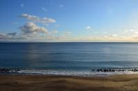 目の前は津軽海峡170123