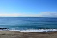 朝の津軽海峡170124