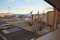 羽田空港着170124