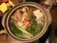毛ガニ海鮮鍋170122
