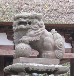 熊野神社長床4