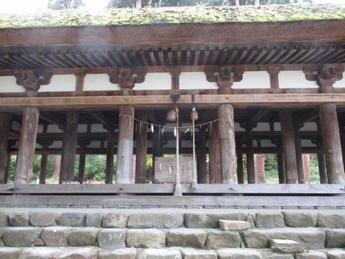 熊野神社長床9