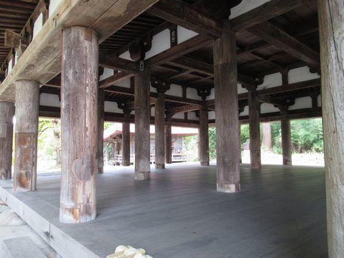 熊野神社長床11