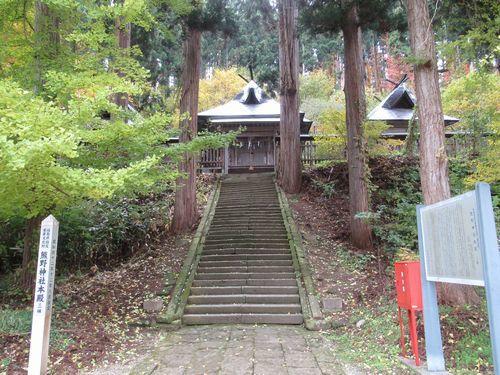 熊野神社長床18