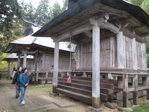熊野神社長床19