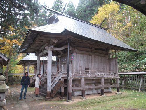 熊野神社長床22