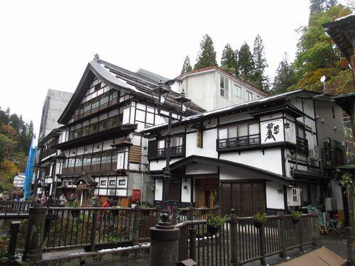 銀山温泉8