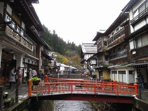 銀山温泉10