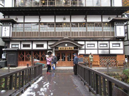 銀山温泉11