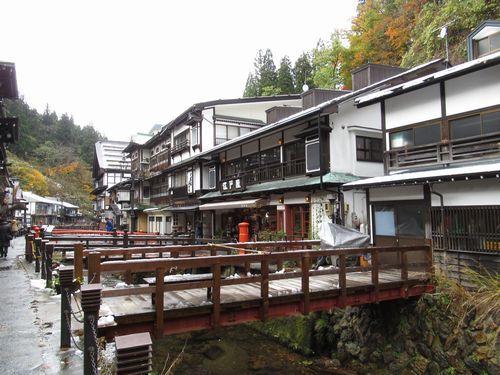 銀山温泉15