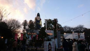 大前神社の恵比寿様