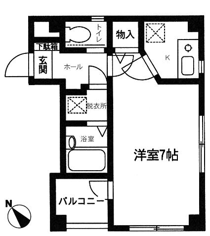 ■物件番号4792 駅4分!駅近マンション!4階カド!お手頃5.3万円!バストイレ別!ガスコンロ付!