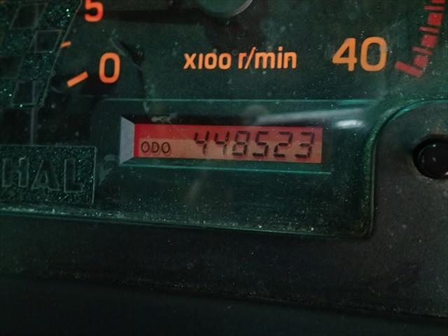 いすゞ フォワード デコトラブレーキ修理