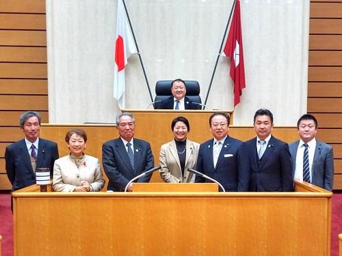 愛知県の水素エネルギー社会に向けた取組等 調査へ!①