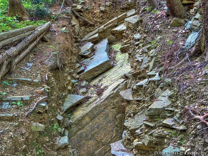 下里・青山板碑製作遺跡