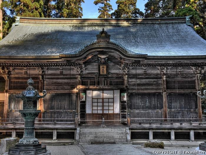 延暦寺浄土院拝殿