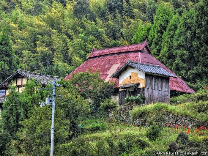 奥内の棚田及び農山村景観2