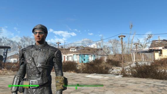 [PS4]フォールアウト4 MOD「BoS Uniform Ballistic Weave」