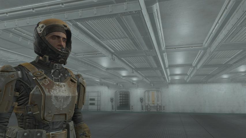 [PS4]フォールアウト4 ブラウン・フライトヘルメット