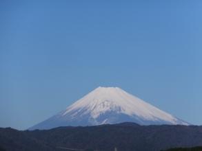 2016年元旦~美しい~富士山♪2017.01.01