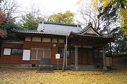 161123上志津西福寺銀杏⑤