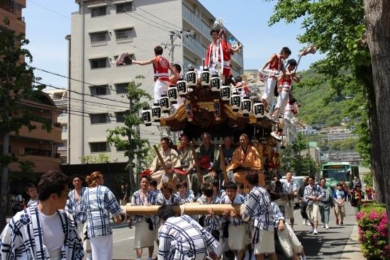 ⑰だんじり祭 (550x367)