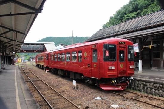 ⑦観光列車ながら (550x367)