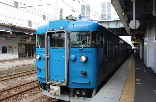 ②普通列車
