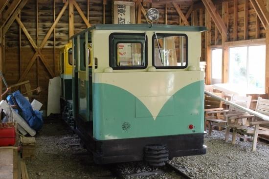⑭岩手富士製特殊計量機関車